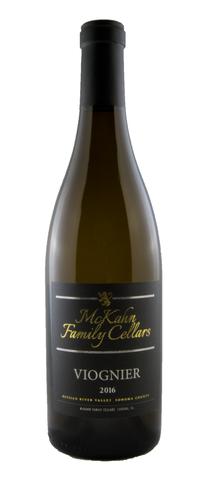 2016 Viognier - McKahn Family Cellars - 88 pts WE