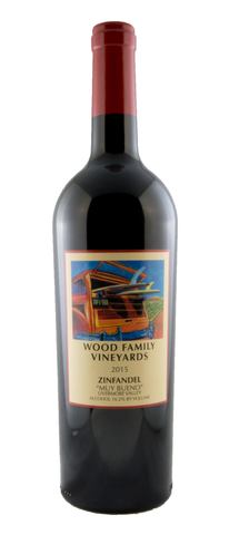 2016 Muy Bueno Zinfandel  - Wood Family Vineyards, Livermore Valley