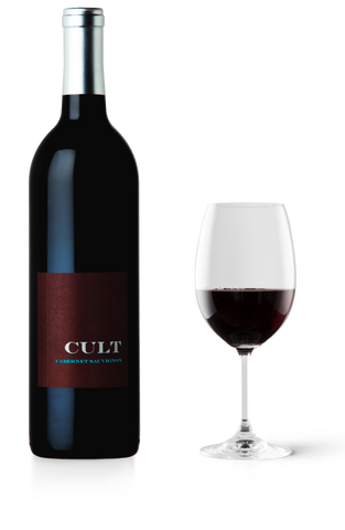 2017 Cult Cabernet, California - 90pt WE