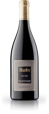 2015 Relentless Syrah, Shafer Vineyards - Napa Valley - RP 95+