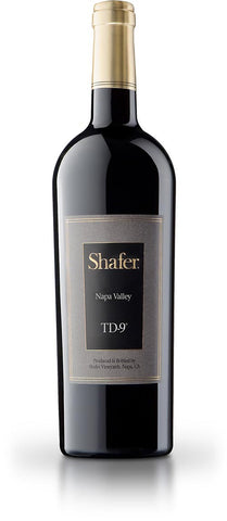 2017 Shafer TD9, Napa Valley