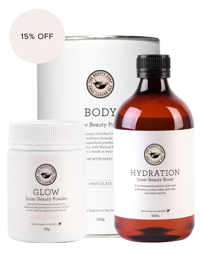 Your Remedy: GLOW + HYDRATION + BODY