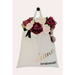 A personalized bridal party tote bag  made from cotton. A perfect gift