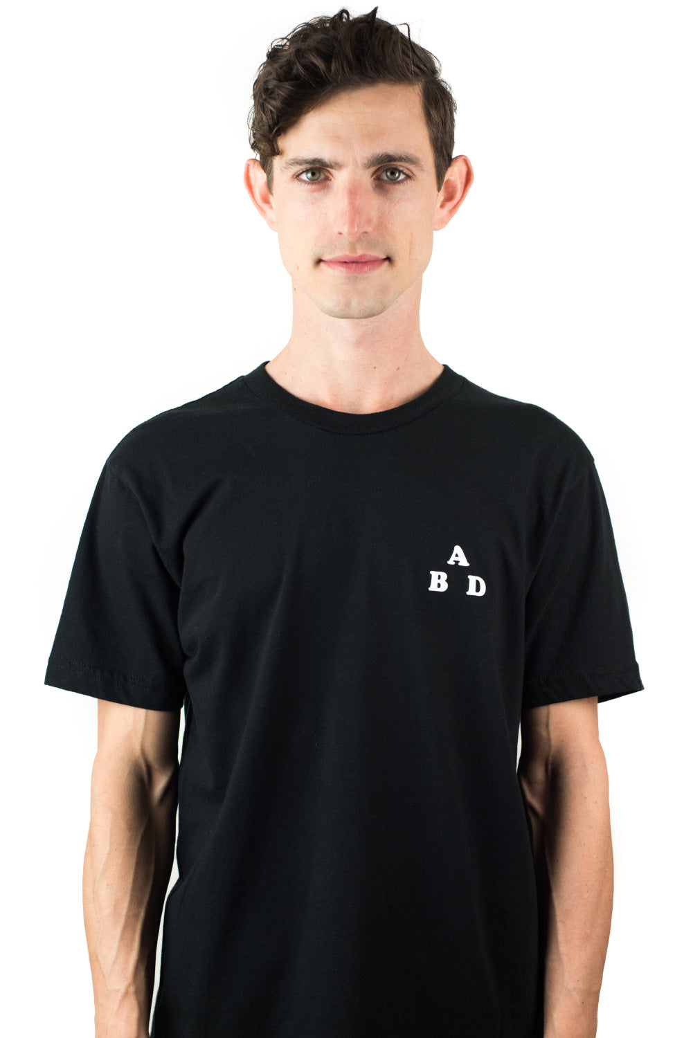 DOTTIE TEE (BLACK)