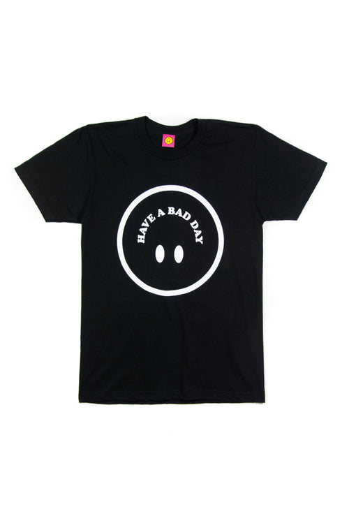 SMILEY TEE (BLACK)