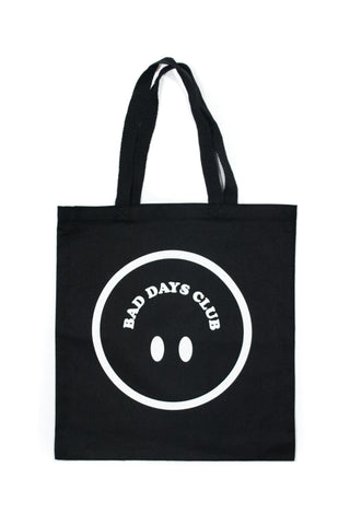 SMILEY TOTE (CANVAS)