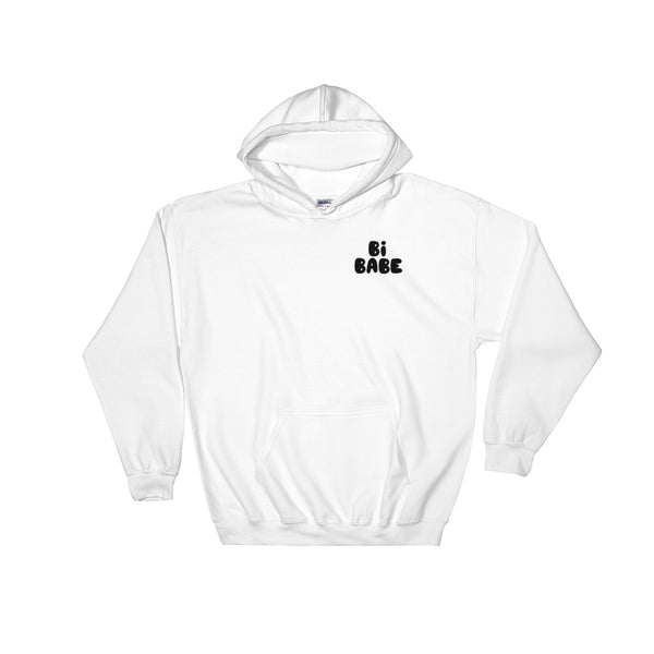 Bi Babe - Hooded Sweatshirt
