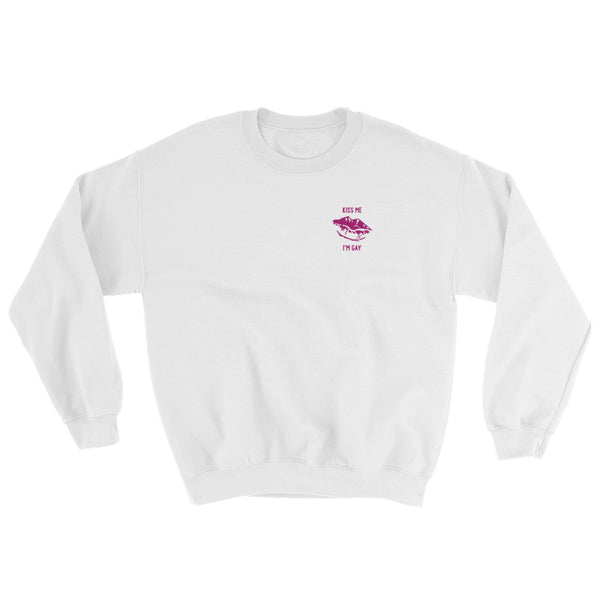 Kiss Me - Sweatshirt