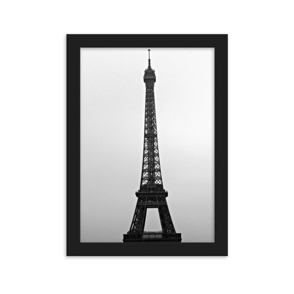 Paris - Framed Matte Poster