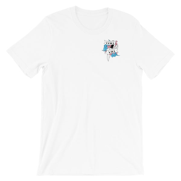 Knife Wife Trans - Tee