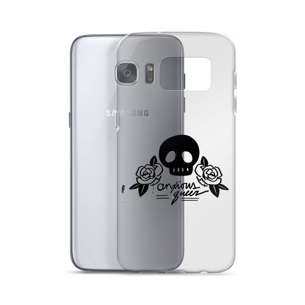 Anxious Queer 2 - Samsung Case