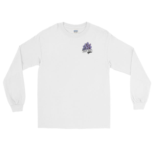 Crystal Queer - Long Sleeve T-Shirt