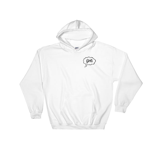 Girls - Hooded Sweatshirt