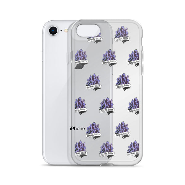 Crystal Queer - iPhone Case
