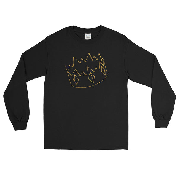 Crown - Long Sleeve Tee