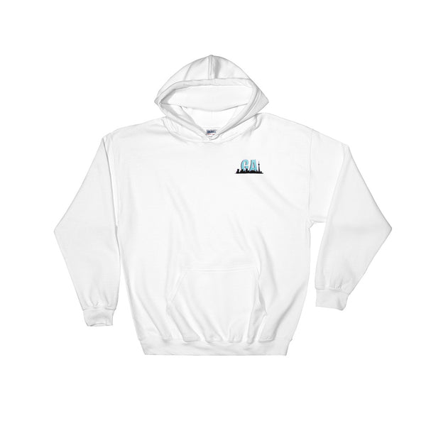 GA Toronto (Blue) - Hooded Sweatshirt