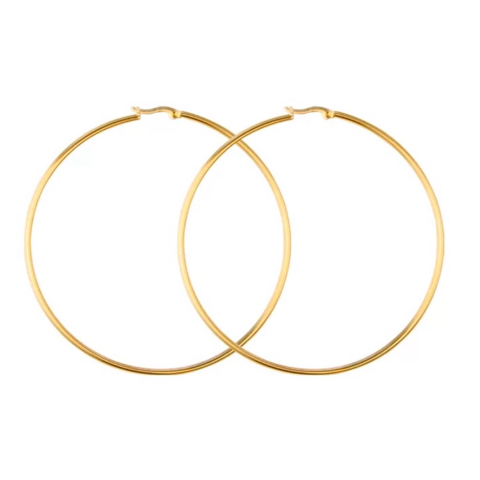 Kimmie Hoop Earrings