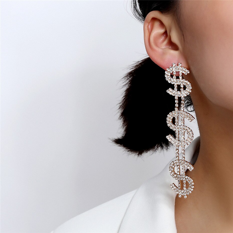 $$ Earrings