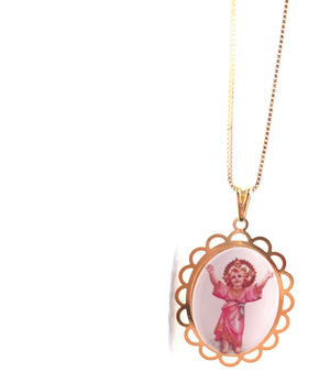 Divino Niño Necklace