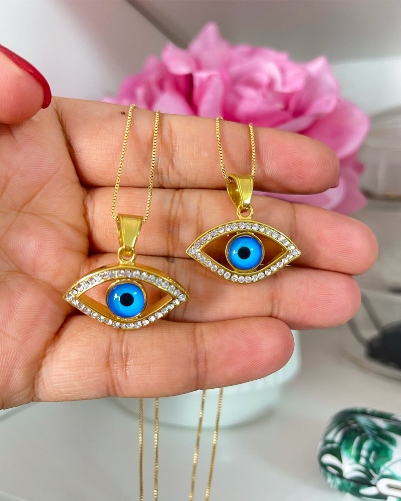 Exclusive Mal De Ojo Necklace