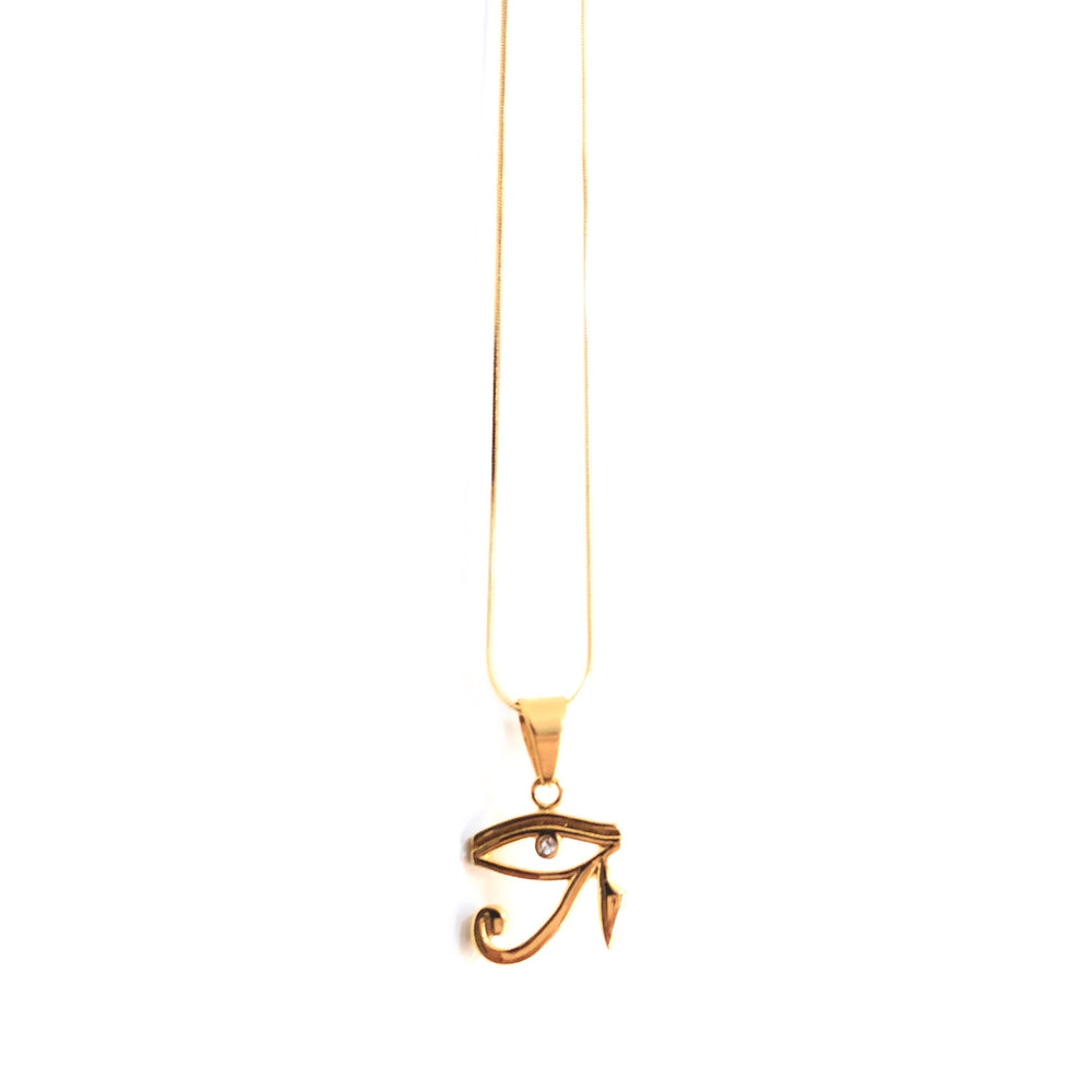 Horus Ojito Necklace