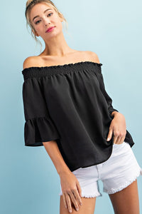 Nycc off the shoulder Top