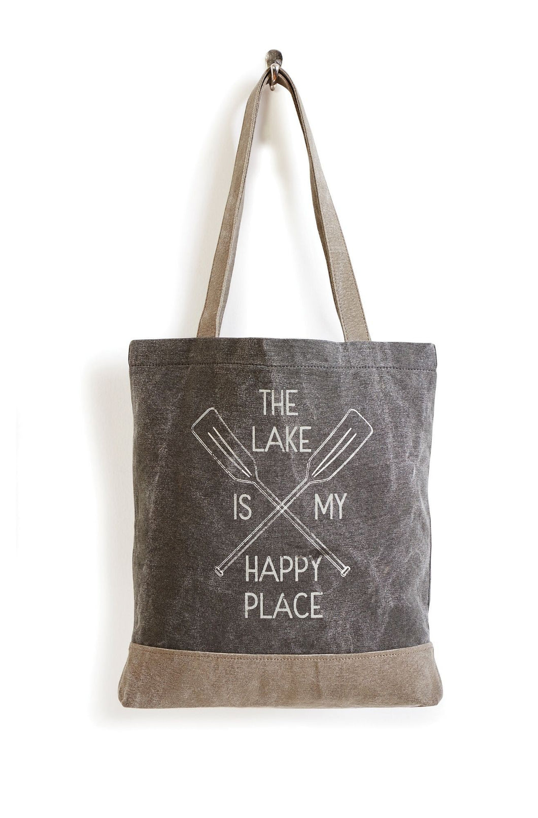 The Lake Is My Happy Place Tote