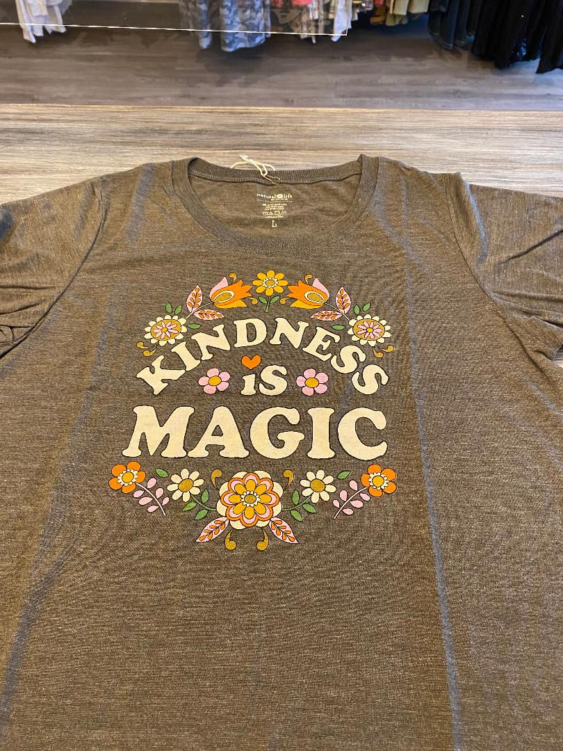 S/S T Shirt, Kindness Is Magic