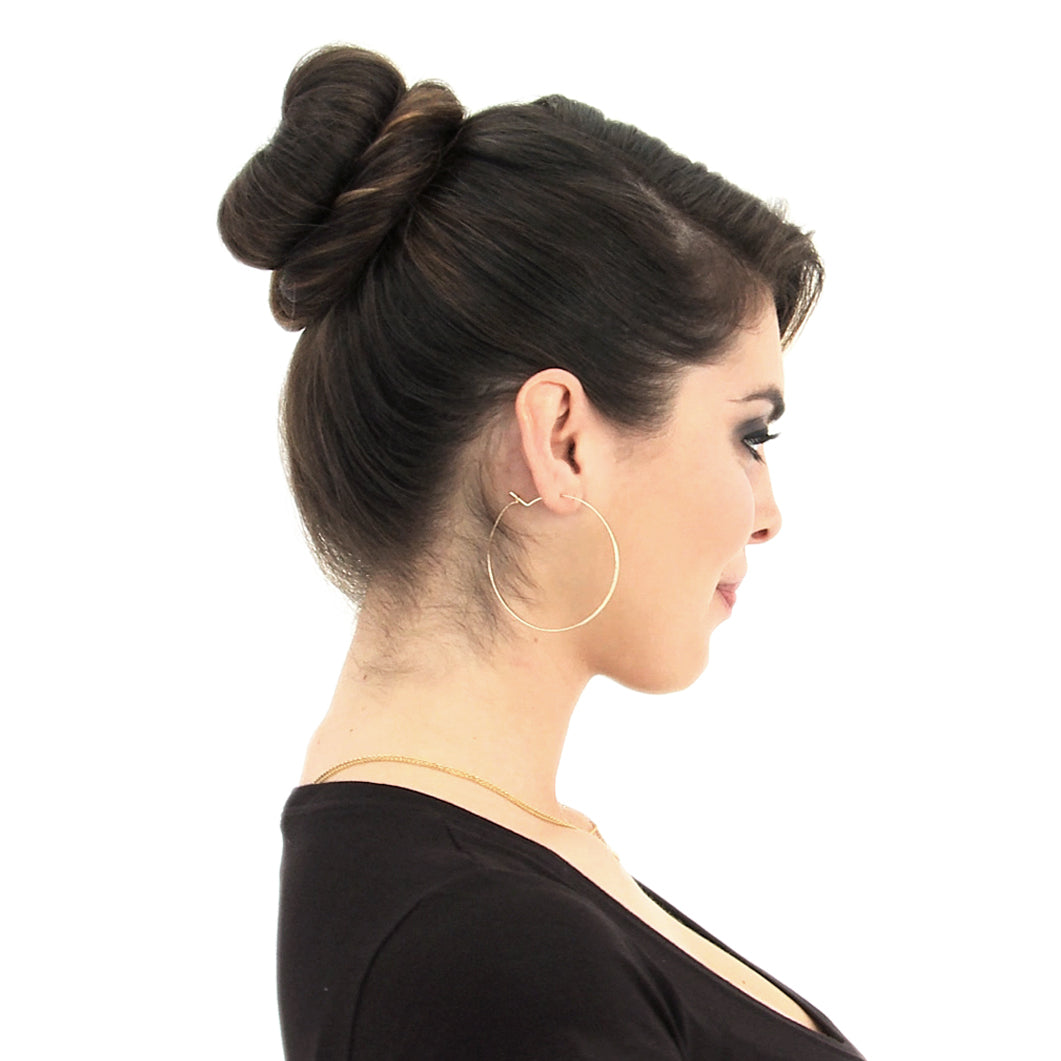 The Perfect Hair Bun Tutorial By Goomee™