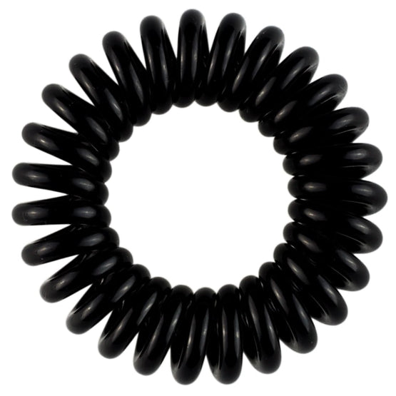 Goomee | The Markless Hair Loop in Midnight Black