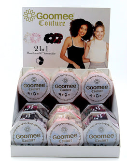 Goomee Couture Display Set - 15 Pieces (2 Packs)