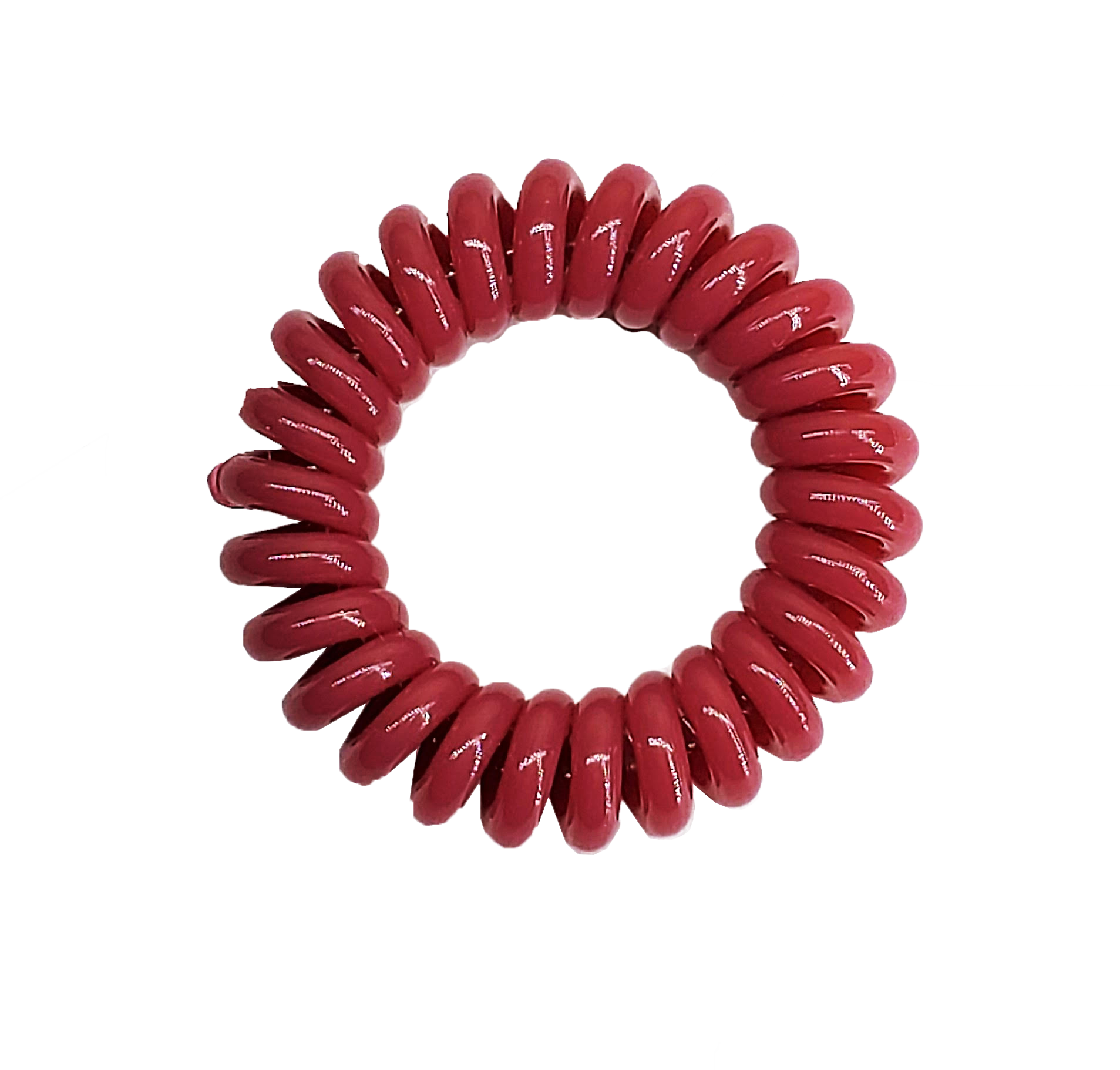 Active The Markless Hair Loop (Box of 4) - Red