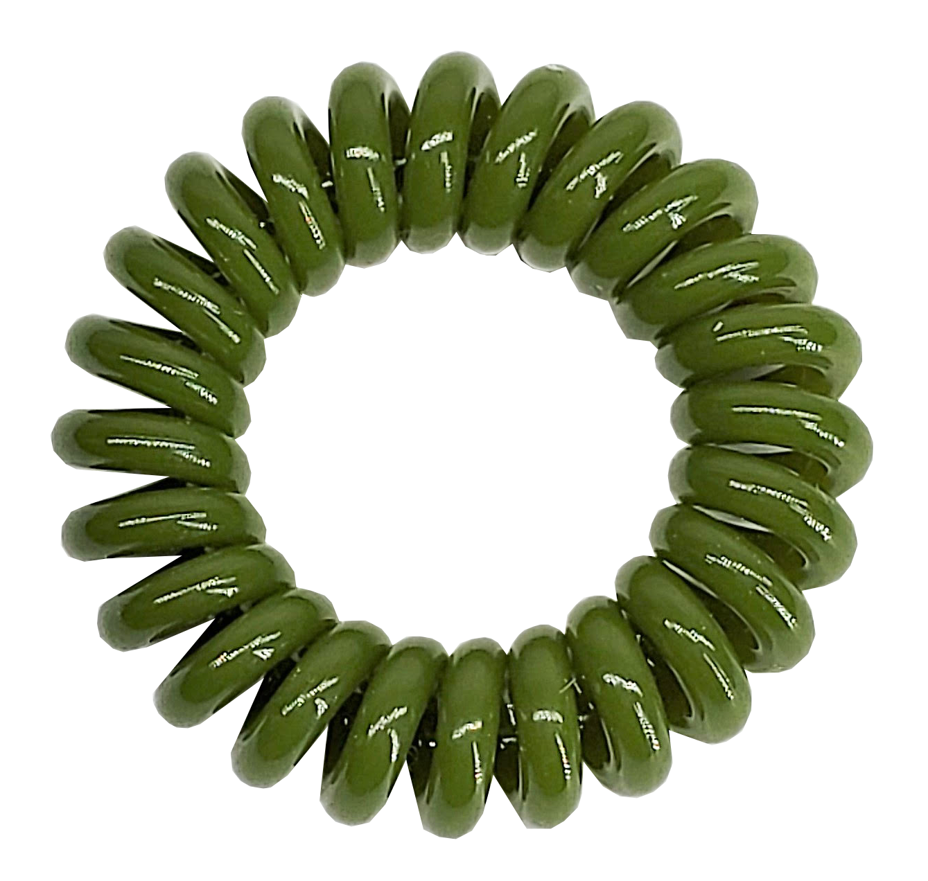 Active The Markless Hair Loop (Box of 4) - Green