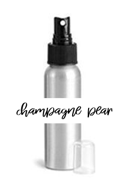 Champagne Pear Room Spray