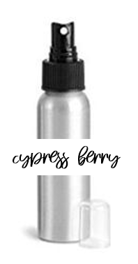 Cypress Berry Room Spray