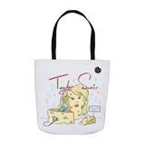 Taylor Swiss Tote Bag, Funny Taylor Swift Gift - punpantry