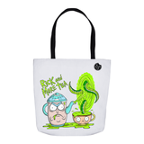 Rick & More Tea Tote Bag - punpantry