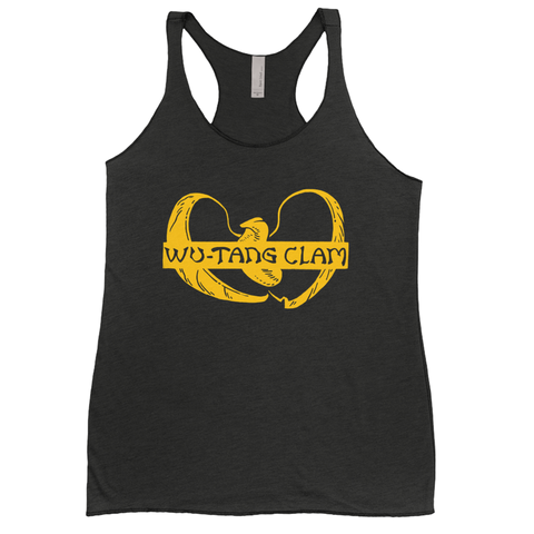 Wu-Tang Clam Women's Tank Top - punpantry