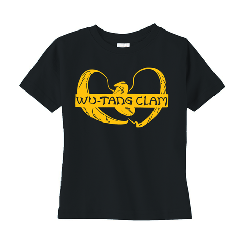 Wu-Tang Clam Kid's Shirt - punpantry