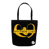 Wu-Tang Clam Tote Bag - punpantry