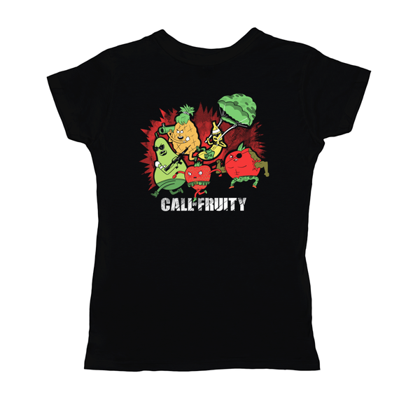 Call Of Fruity Women's Shirt - punpantry