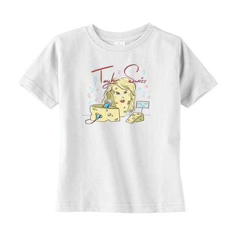 Taylor Swiss Kid's Shirt - punpantry