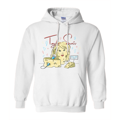 Taylor Swiss Hooded Sweatshirt - punpantry