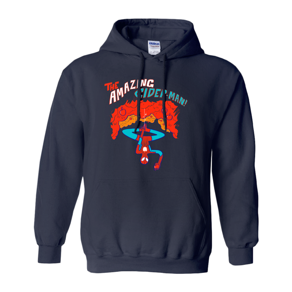 Cider Man Hooded Sweatshirt - punpantry