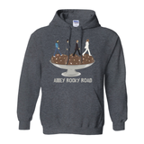 Abbey Rocky Road Hooded Sweatshirt - punpantry