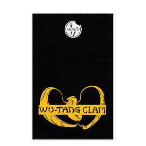 Wu-Tang Clam Dish Towel - punpantry