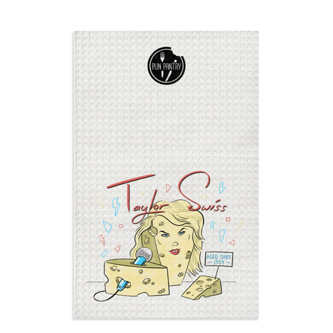 Taylor Swiss Dish Towel - punpantry