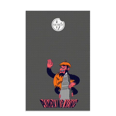 PumpKing Kong Dish Towel - punpantry