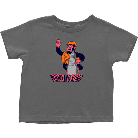 PumpKing Kong Kid's Shirt - punpantry