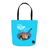 Frying Nemo Tote Bag - punpantry